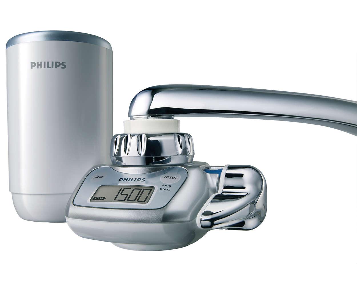 Snadná příprava čisté vody