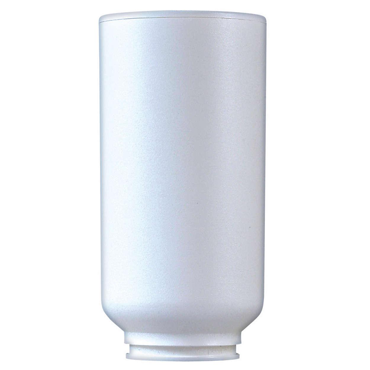 Agua con mejor sabor, rápido y fácil