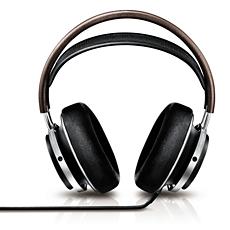 X1/00 - Philips Fidelio  Casques hi-fi stéréo