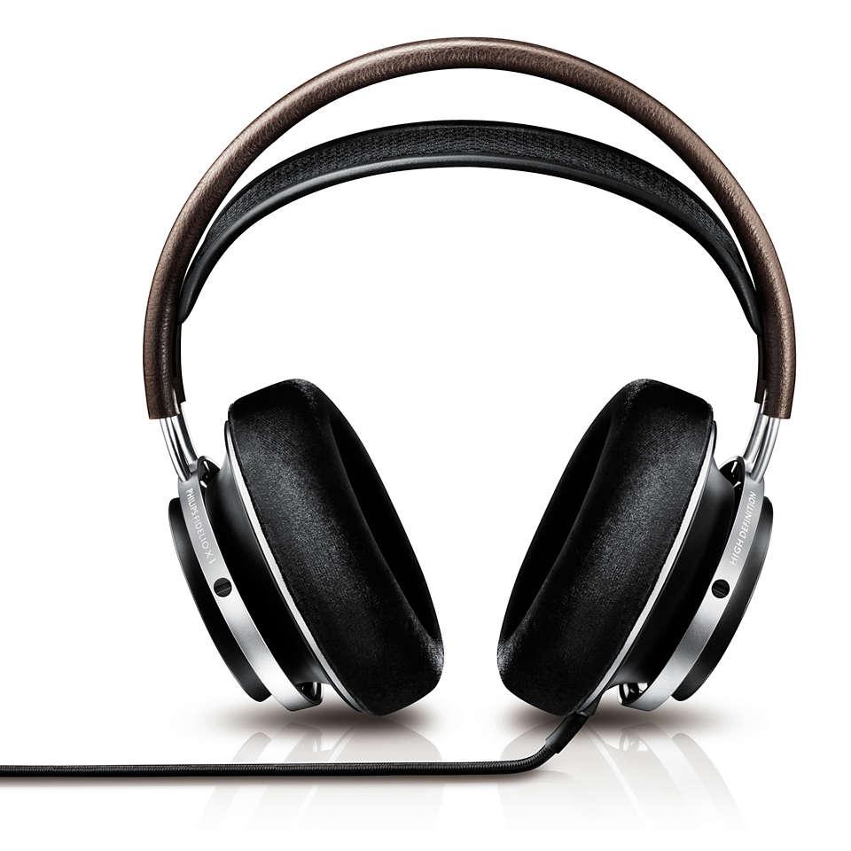 Высокая достоверность звукопередачи, премиум-качество