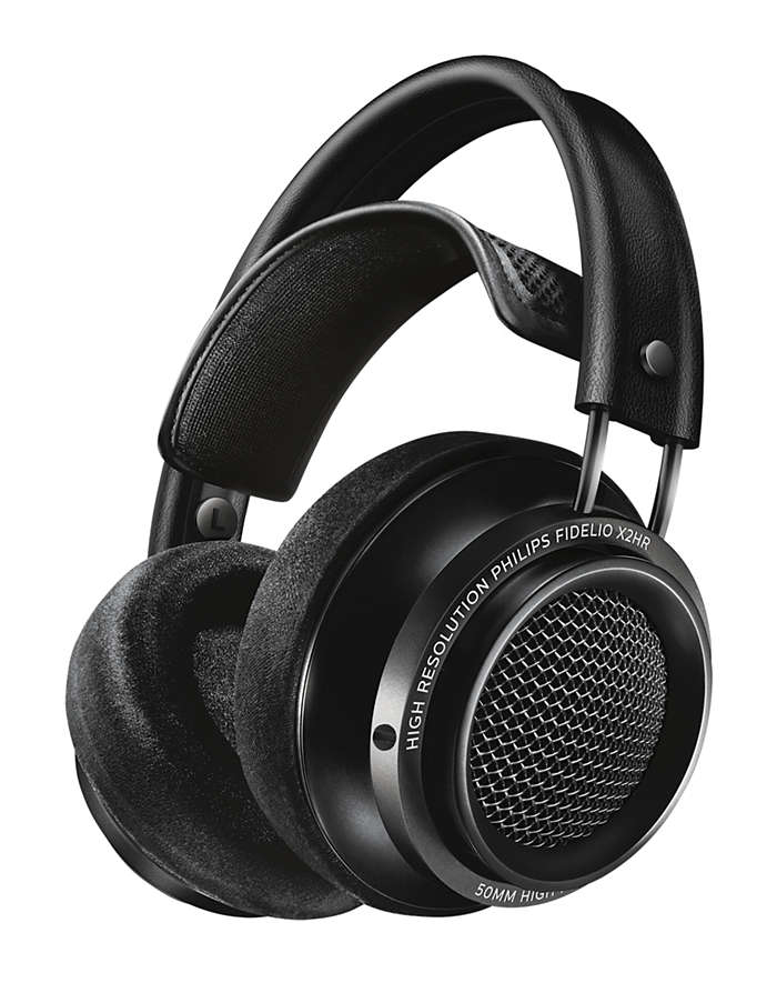 Audio ad alta risoluzione, comodamente a casa tua