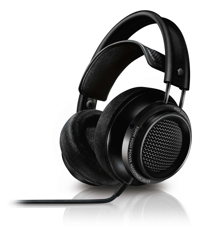 Audio ad alta fedeltà, comodamente a casa tua