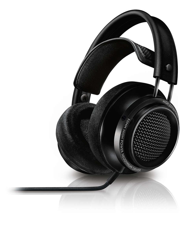 Wysoka jakość dźwięku w zaciszu Twojego domu