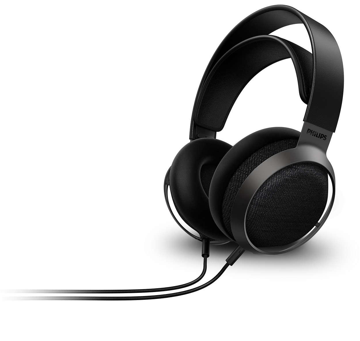 Jsou jako koncertní síň pro vaše uši
