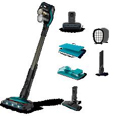 XC8147/01 8000 Series Aqua Cordless Stick vacuum cleaner