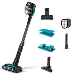 8000 Series Aqua Cordless Stick vacuum cleaner