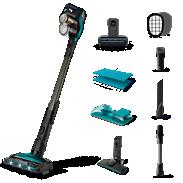 8000 Series Aqua Bezdrátový tyčový vysavač