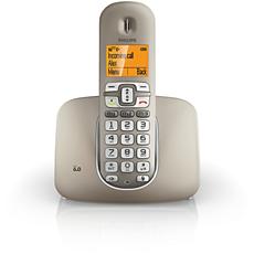 XL3901S/44 SoClear Teléfono inalámbrico