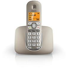 XL3901S/51 -   SoClear Беспроводной телефон