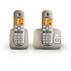 Sladdlös telefon med telefonsvarare