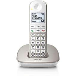 Trådløs telefon