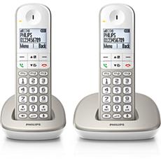 XL4902S/22  Бездротовий телефон