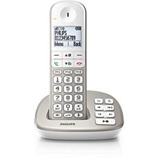 XL4951S/38  Schnurlostelefon mit Anrufbeantworter