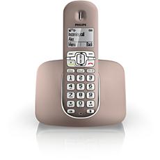 XL5901C/38 -   SoClear Teléfono inalámbrico