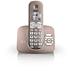 SoClear Teléfono inalámbrico con contestador automático