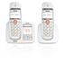 XL Sladdlös telefon med telefonsvarare
