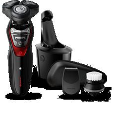 XZ5810/70 Shaver series 5000 ウェット&ドライ電気シェーバー