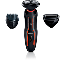 YS524/43 - Philips Norelco Click & Style shave, style, groom & cleanse