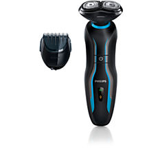 YS527/17 -   Click&Style shave & stubble