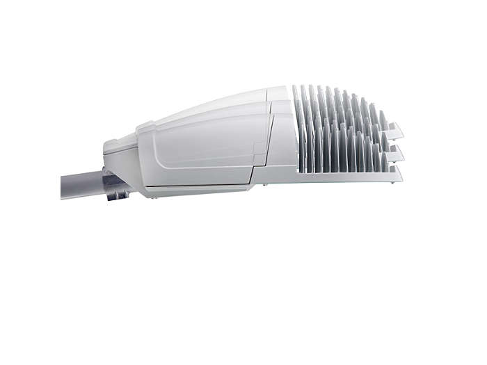 Tiltable spigot, allowing installation on any tilted bracket