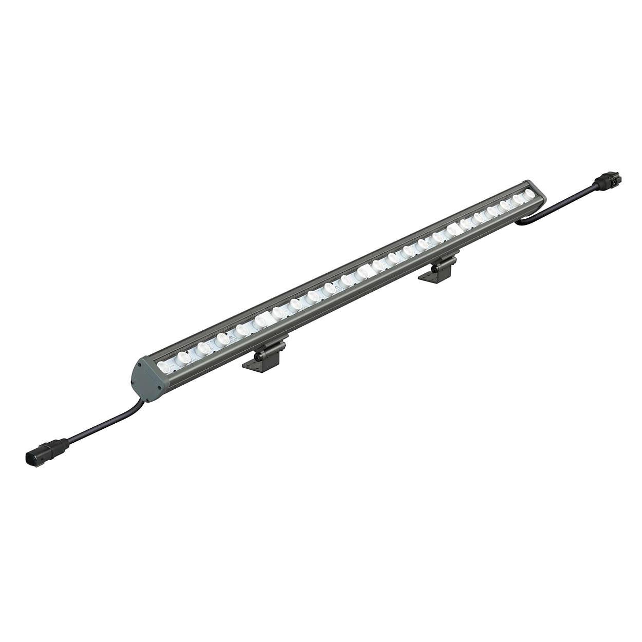 Vaya Linear MP – megbízható, költséghatékony LED-es lineáris szerelvény