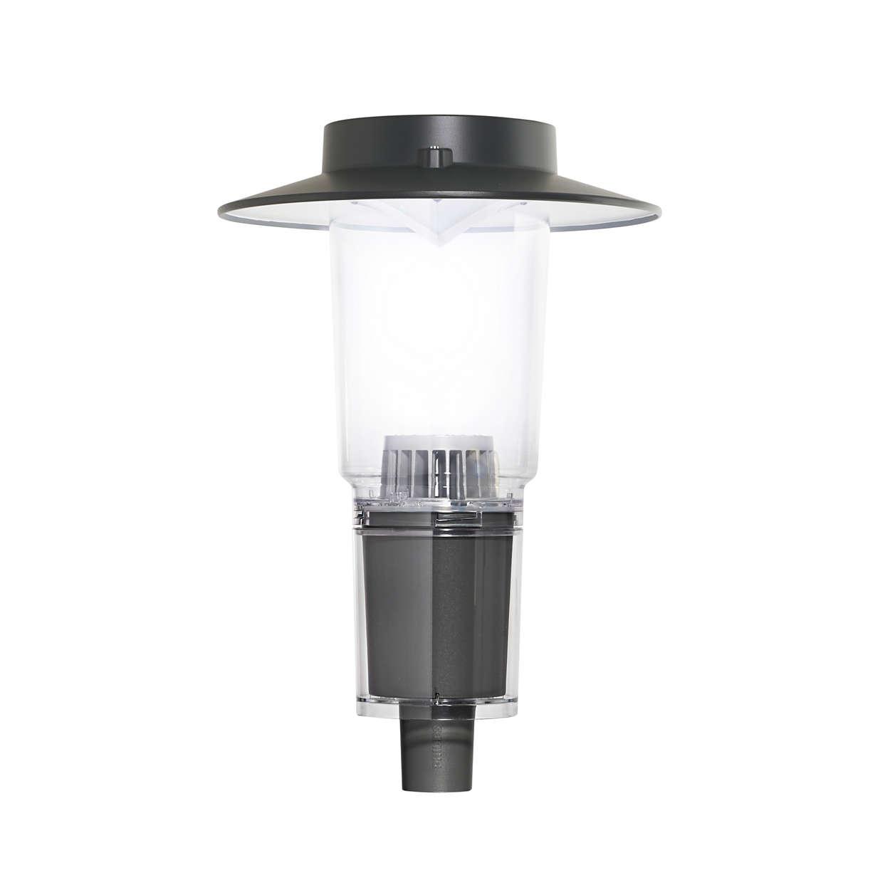 CitySpirit gen2 Wall-mounted LED