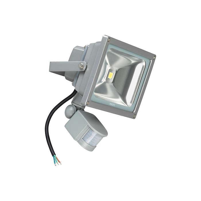QVF LED – projecteur compact et économique