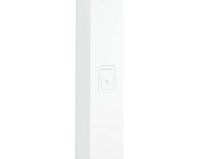 Touch button for switching and dimming
