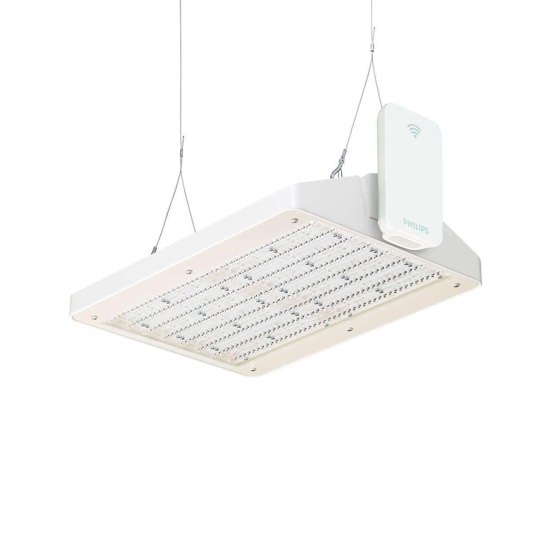 GreenWarehouse - Sistema di illuminazione wireless che consente di controllare i risparmi energetici