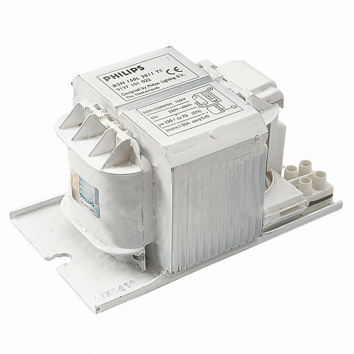Simple, robust magnetic ballast