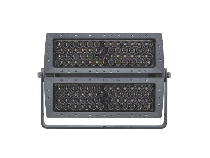ColorReach Powercore gen2 four channel floodlight LED fixture front view
