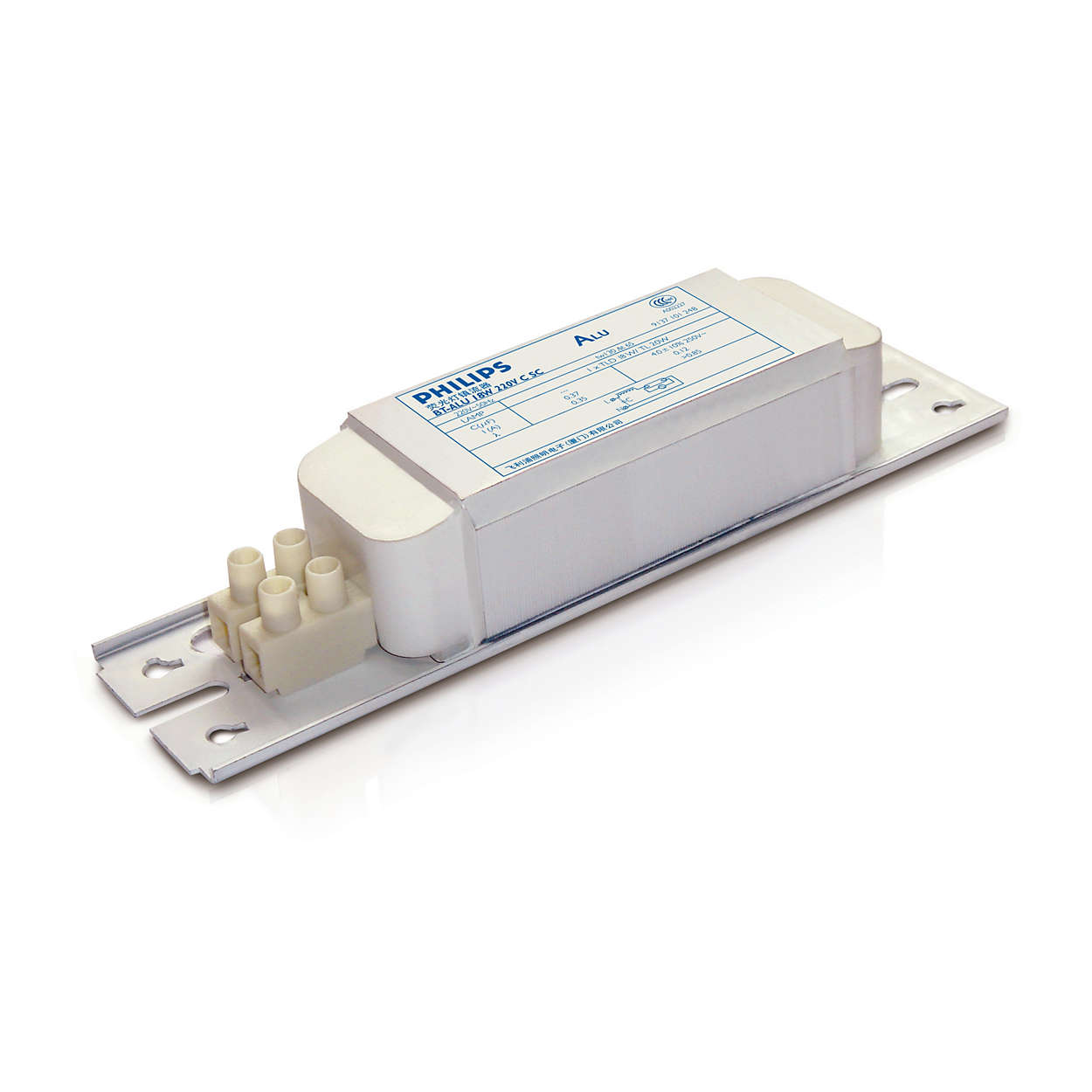 BTA EM ballasts for TL Fluorescent lamps