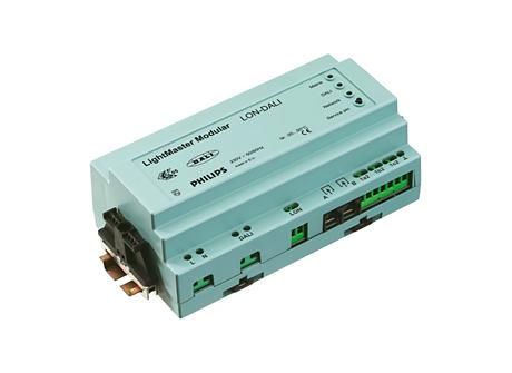 LRC5141/10 Contr 16X2 Din Dali