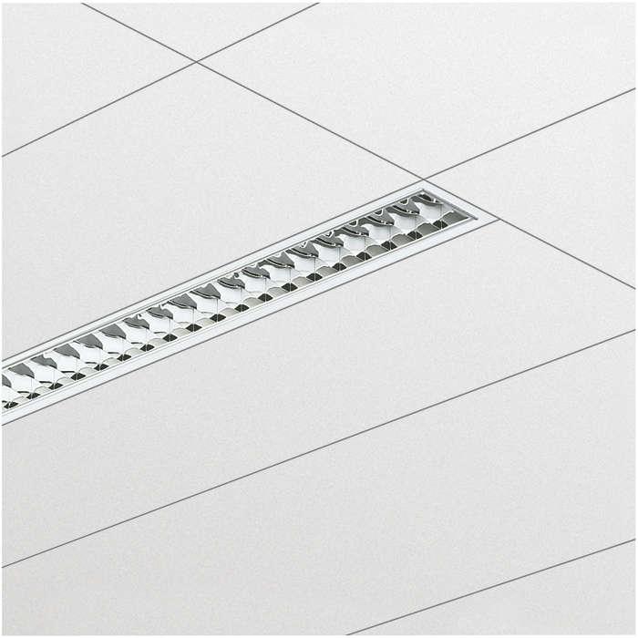 SmartForm – nový štandard osvetlenia kancelárií pomocou úzkych vstavaných svietidiel