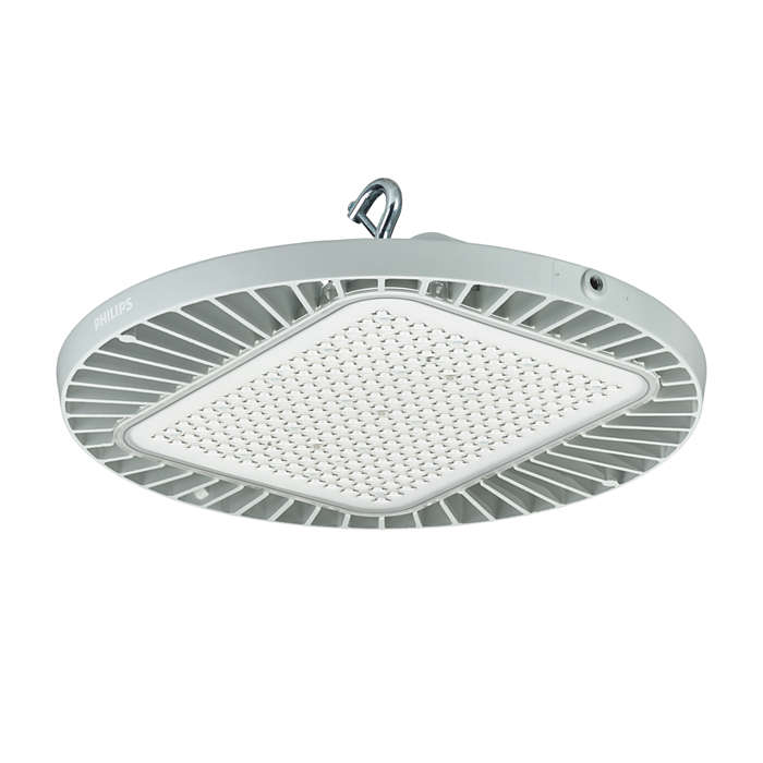 CoreLine High-bay G3 – superior light quality and lower energy and maintenance costs