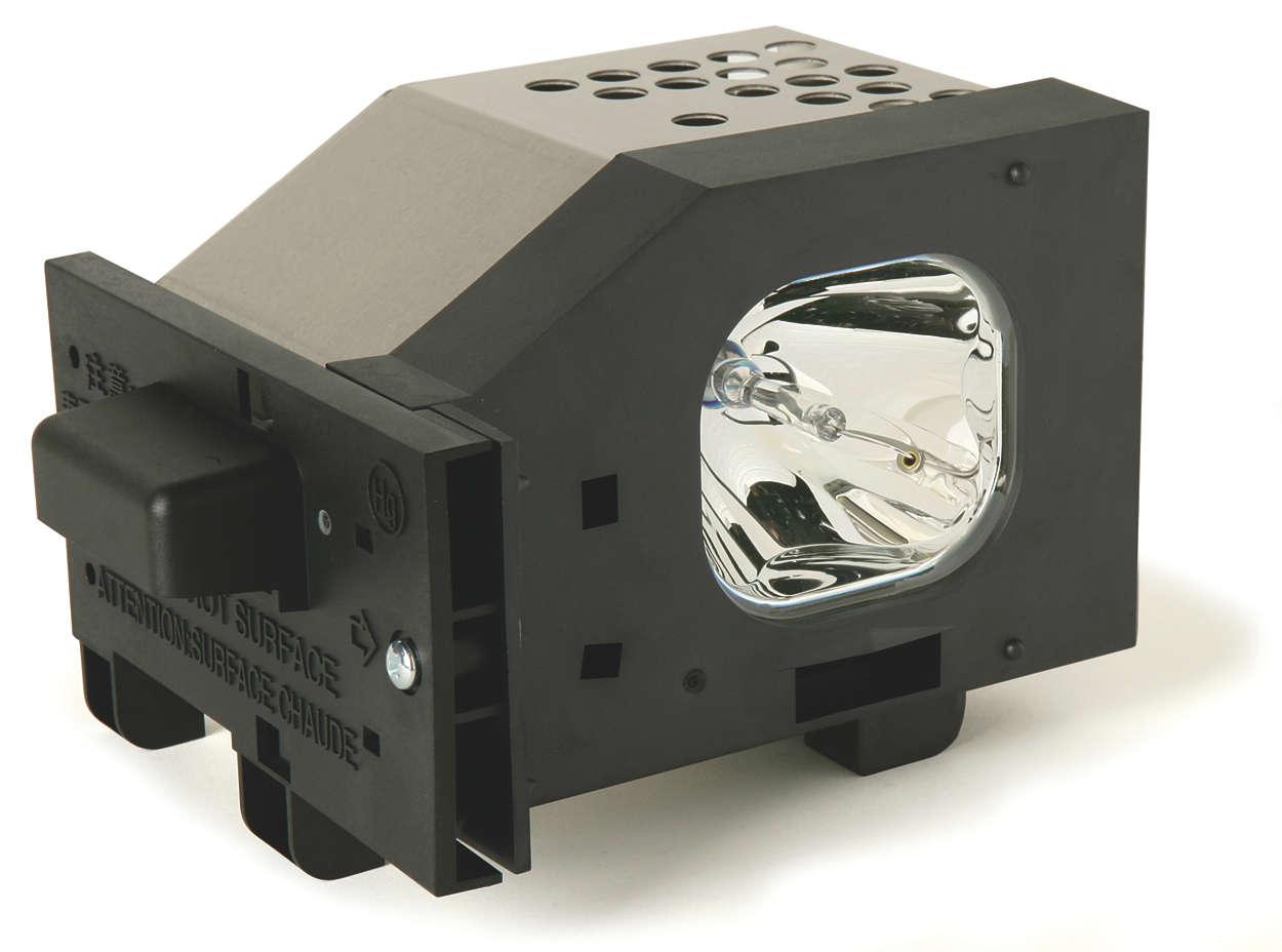 Projection TV lamp replacement modules Panasonic