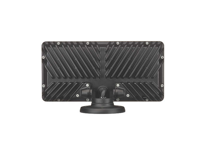 ColorBlast RGBA Powercore gen4 four channel LED fixture back view