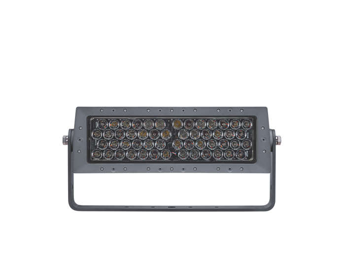 ColorReach Compact Powercore four channel floodlight LED fixture front view