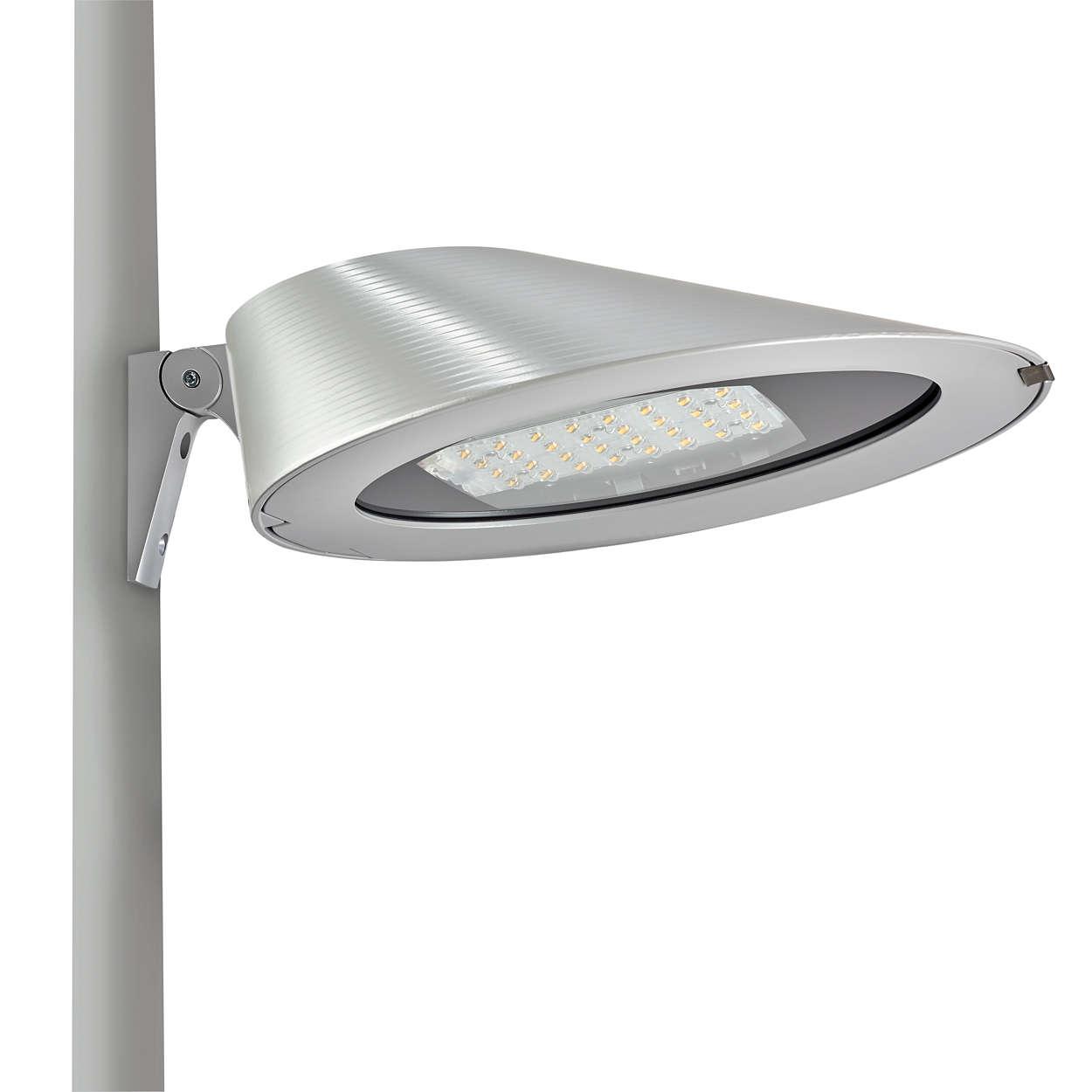 Ocean Road LED – diszkrét elegancia, amely kiválóan illeszkedik a modern városi környezetekbe