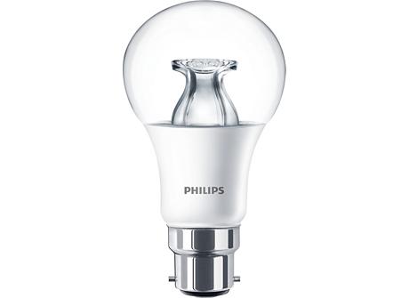 Corepro LEDbulb ND 9.5-60W B22A60 CL