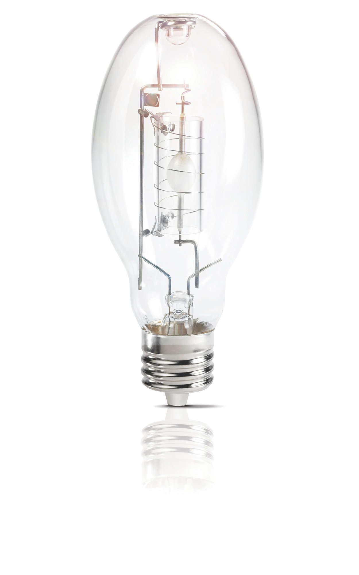 Energy Advantage CDM Lamps with Allstart Technology