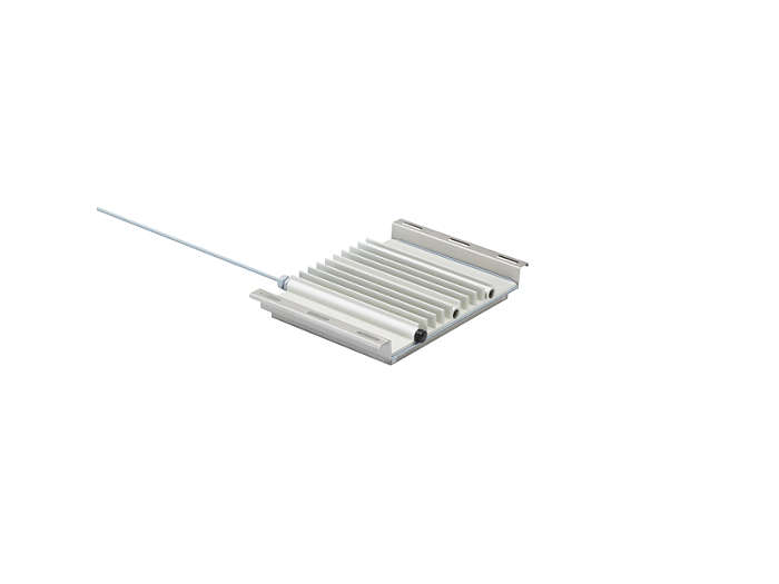 Top view of LED unit Small