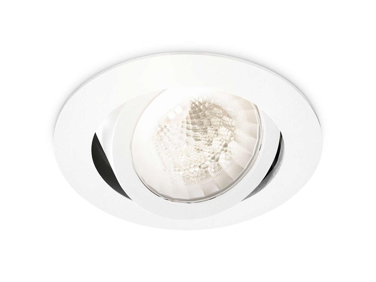 LuxSpace Accent³ LED, CrispWhite, Einbaustrahler