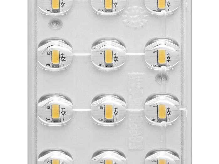 Detail 4MX400 LED unit