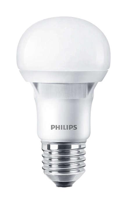 The affordable LEDbulb solution