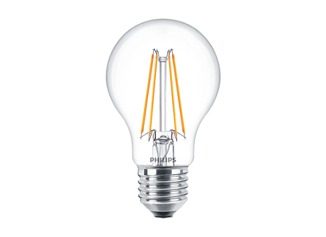 CLA LEDBulb ND 6-60W A60 E27 827 CL