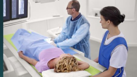 Grid-Controlled Fluoroscopy - Fully automatic dose adjustment video