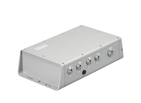 ZCX400 PDS-400 48V ETH 4xOUT IP66 CE CQC