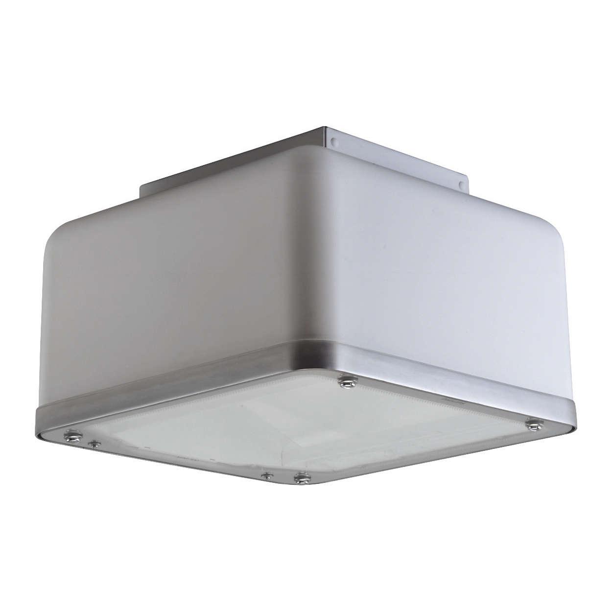 Mini 300 Cube – de indruk van daglicht