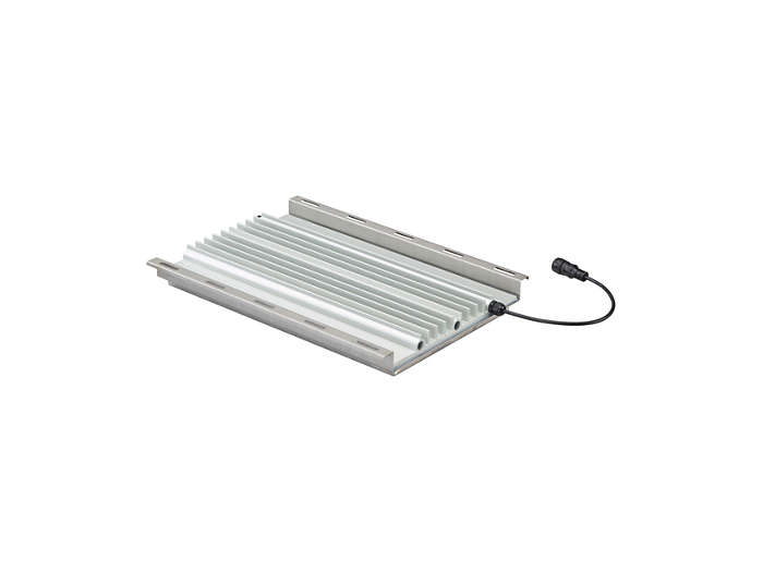 LED unit with flying lead and plug